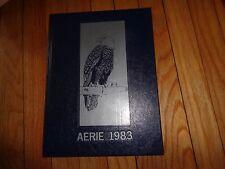 1983 Taft High School Yearbook Chicago