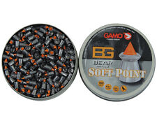 Gamo BEAR GRYLLS SOFT POINT .177 4.5 mm 0.51 g Airgun Air Rifle Pistol Ammo