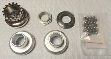 Harley Knucklehead UL Cad Plated Neck Bearing Kit Restoration Quality 48311-36