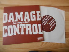 "7"" Punk Damage Control - Can't Keep Us Down (6 Song) CRUCIAL RESPONSE SXE"