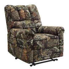 d3e5fcab11ff9 Camouflage Man Cave Cabin Furniture Camo Hunter Mossy Oak Recliner Relax