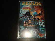DEVILIN #1  Avengelyne appears Maximum Press Comics 1995 - NM