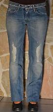 jeans used bootcut femme LE TEMPS DES CERISES mod 210 T W28 (38) VALEUR 179€