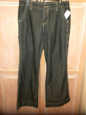 BACCINI BRAND  BLUE JEAN PANTS   LADIES SIZE 8 NEW