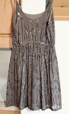 NWT Staring at Stars sleeveless dress size S - 12 Days of Dresses Drummers Dress