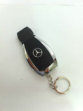 MERCEDES CAR KEY LIGHTER DESIGN CIGARETTE LIGHTER REFAILLABLE JET FLAME
