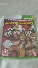 Xbox 360 The Borderlands Collection New and Sealed