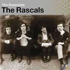 """THE RASCALS CD """"THE ESSENTIALS""""  12 CLASSIC TRACKS - BRAND NEW & SEALED"""