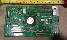 "8N19 CIRCUIT BOARD FROM VIZIO PLASMA 42"" TV: 7-3/8"" X 4-3/8"" X 5/8"" +/-, VGC"