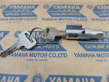 Yamaha AT2 AT3 CT2 CT3 DS7 may fit DT100 DT2 DT3 LT2 R5 XS1 Steering Lock NOS