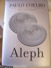 Aleph by Paulo Coelho (2011, HC) FE The Alchemist Author Fabulous Gift Book