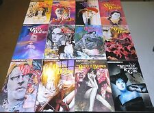 ANNE RICE'S QUEEN OF THE DAMNED 1 - 11 COMICS HORROR MASTER OF RAMPLING GATE