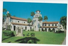 Vintage Postcard Daytona Beach FL First Presbyterian Church 620 S Grandview Ave