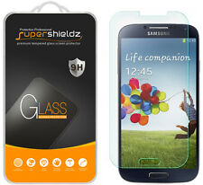 Supershieldz High Quality Tempered Glass Screen Protector For Samsung Galaxy S4