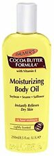 Palmer's Cocoa butter formula moisturizing body oil relieves dry skin - 250ml