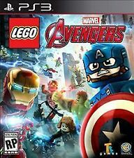 LEGO Marvel Avengers PS3 ,* PlayStation 3,