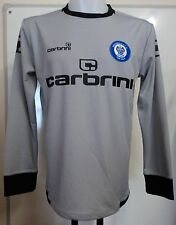 ROCHDALE A.F.C GREY KEEPERS SHIRT BY CARBRINI SIZE SMALL BRAND NEW WITH TAGS