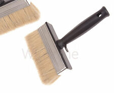 Professional Large Emulsion Paint Brush DIY Wall Painter Bristle Brushes 14x4cm