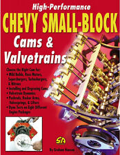 High-Performance Chevy Small Block Cams & Valvetrains Book