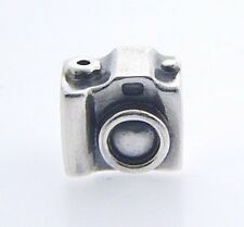 790961 AUTHENTIC PANDORA STERLING SILVER CAMERA BEAD NEW IN BOX