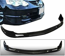 For 02-04 Acura RSX Type Sport Front Bumper Lip Spoiler Polyurethane PU