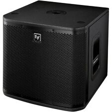 "EV Electro-Voice ZxA1-SUB 12"" 800w Active Powered PA Subwoofer Sub SINGLE"
