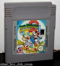 SUPER MARIO LAND 2 6 GOLDEN COINS GAME USED GAMEBOY IN ED EUR SOLO CARTUCCIA FR1