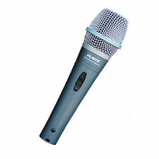 NEW RSQ KM-60 WIRED PROFESSIONAL MICROPHONE LEAD & BACKGROUND VOCALS