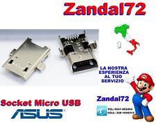 SPINOTTO MINI USB DI RICARICA ASUS ZENPAD 10 CONNETTORE ME103 ME103K A100 K01E