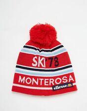 Ellesse Ski 78 Monterosa Bobble Esquí Sombrero Gorro De Lana Esquí 80S Casuals