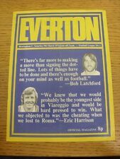 09/03/1974 Everton v Birmingham City  (Creased, Fold). Trusted sellers on ebay b