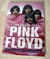 Pink Floyd The Legend Of Pink Floyd (100 Pages) Book English 2014 *NEW*