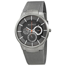 Skagen Titanium Multifunction Mens Watch 809XLTTM