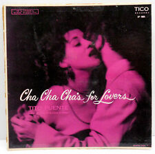 Cha Cha Cha's for Lovers Tito Puente LP 1005 Tico Recording Co. Hi-Fidelity Mono