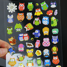 Paper Sticker DIY Transparent Sticker Calendar Scrapbooking Diary Album Decor