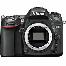 Nikon D7100 24.1 MP Digital SLR Camera Body w/ 1yr Warranty *BRAND NEW*