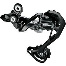 Shimano MTB Rear Derailleur XT RD-M780 10-speed SGS Long Black NEW