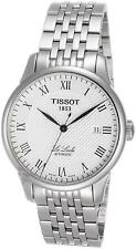 Tissot Le Locle Automatic Silver Dial Stainless Steel Mens Swiss Watch T41148333