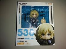 Nendoroid Metal Gear Solid 2: Sons of Liberty Raiden - BRAND NEW