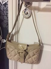 Burberry  Vintage Beige Small Handbag Only Used Couple Of Time