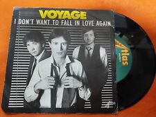 DISCO 45 VOYAGE - I LOVE YOU DANCER/I DON'T WANT TO FALL IN LOVE AGAIN - ATLAS