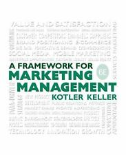 FAST SHIP - KOTLER KELLER 6e Framework for Marketing Management              FZ2