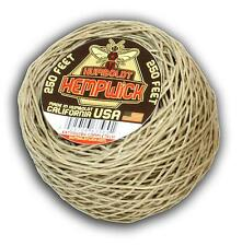 Organic Humboldt Hemp Wick 250 Feet MADE IN USA