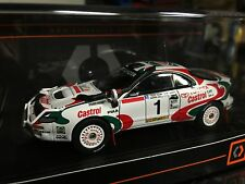 RALLY SAFARI WINNER!! HPI #8019 Toyota Celica Turbo 4WD 1993 Castrol 1/43 model