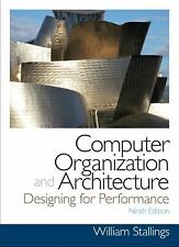 Computer Organization and Architecture 9th Edition William Stallings Books on