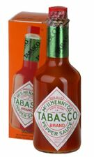 2 x LARGE 350ml TABASCO PEPPER SAUCE BOTTLE *CHEAPEST PRICE*
