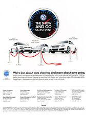 2008 VW New Beetle Rabbit Jetta - Original Car Advertisement Print Ad J177