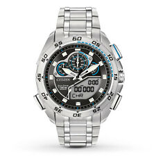 Citizen Men's JW0110-58E Promaster Racing Analog/Digital Chronograph Watch