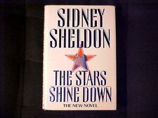 The Stars Shine Down by Sidney Sheldon (1992, Hardcover) Literature Fiction Book