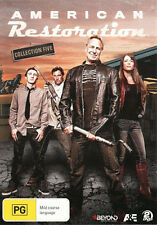 American Restoration: Collection 5 = NEW DVD R4
